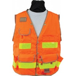 8069-Series Safety Utility Vest