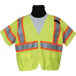 Economy Safety Vest (8390-Series)