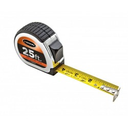 Keson 25' PowerGlide Tape (Inches/10ths)