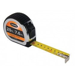 Keson 25' PowerGlide Tape (10ths/Metric)