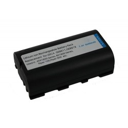 GEB211, Lithium-Ion battery, 7.4V/2.2Ah, rechargeable