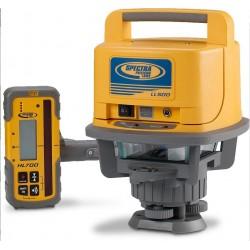 LL500 Laser Level w/ HL700 Laserometer, Alkaline