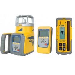 GL622 Dual Grade Laser Pkg w/ RC602 Remote, HL750 Receiver