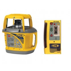 GL720 Dual Grade Laser Pkg w/ CR600 Receiver, NiMH Rechargeable