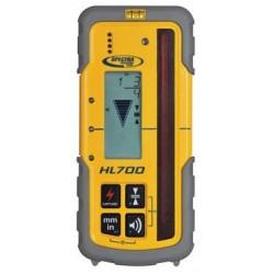 HL700 Laserometer w/ Rod Clamp