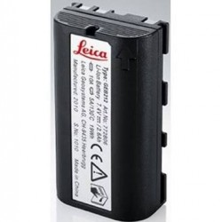 Leica Li-Ion Chargeable Battery for GS14 & CS Controllers - 7.4V/ 2.6Ah
