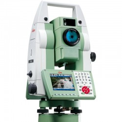 "TS11 I 3"" R1000Total Station with 5MP wide angle camera"