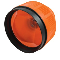 Prism in Canister Only, Orange