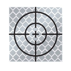 40mm Reflective Retro Target, Stick-ons (Includes 10 targets)