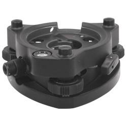 Tribrach with Optical Plummet, Black