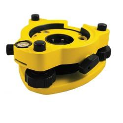Tribrach with Optical Plummet, Yellow