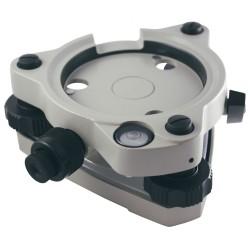 Tribrach with Optical Plummet, Japan Style, Grey