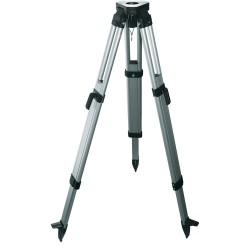 Aluminum Contractors' Tripod, with Quick Clamp, black