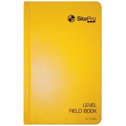 Field Book, Level