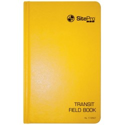 Field Book, Transit
