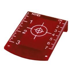 Magnetic Laser Target