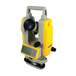 DT8-05LS 5-Second Laser Sight Digital Theodolite, with Optical Plummet