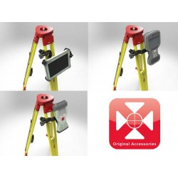 GHT70 Holder for attaching a CS field controller or a CS field tablet to a tripod