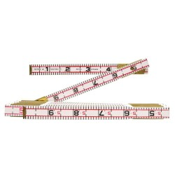 Lufkin 6ft. Folding Wood Ruler