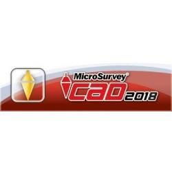 MicroSurvey CAD 2018 Standard