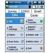 SP Software FAST Survey