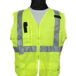 Economy Safety Vest (8290-Series)
