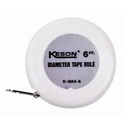 6' Diameter Tape