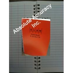 Economy Field Book E64-8-4W