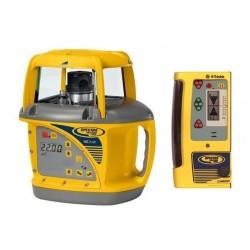 GL710 Singe Grade Laser Pkg w/ CR600 Receiver, NiMH Recharge