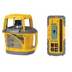 GL720 Dual Grade Laser Pkg w/ HL700 Receiver, NiMH Recharge