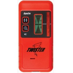 Twister Detector w/ Clamp - Red