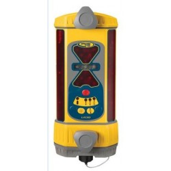 LR30 Laser Receiver, Linear Display/Control w/ Alkaline & Case