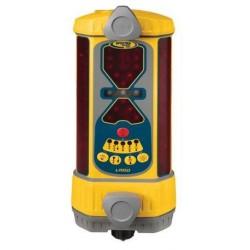 LR50 Laser Receiver, Linear Display/Control w/ Plumb Indicator, NiMh & Case