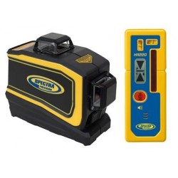 LT56 Universal Laser Layout Tool Kit w/ HR220 Receiver
