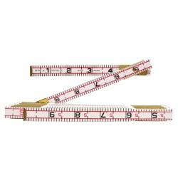 Lufkin 6ft. Folding Wood Ruler