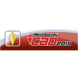 MicroSurvey CAD 2018 Ultimate