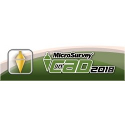 MicroSurvey inCAD 2018...