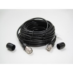 Coaxial cable, 10 meters,...