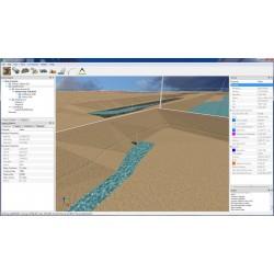 Precision 3D Hydro Network